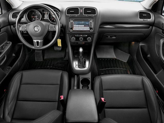 2012 Volkswagen Jetta TDI w/Sunroof Burbank, CA 8