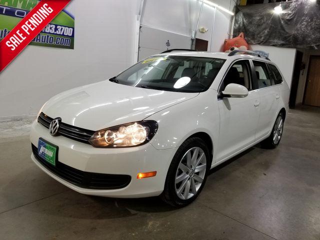 2012 Volkswagen Jetta TDI w/Sunroof in Dickinson, ND 58601
