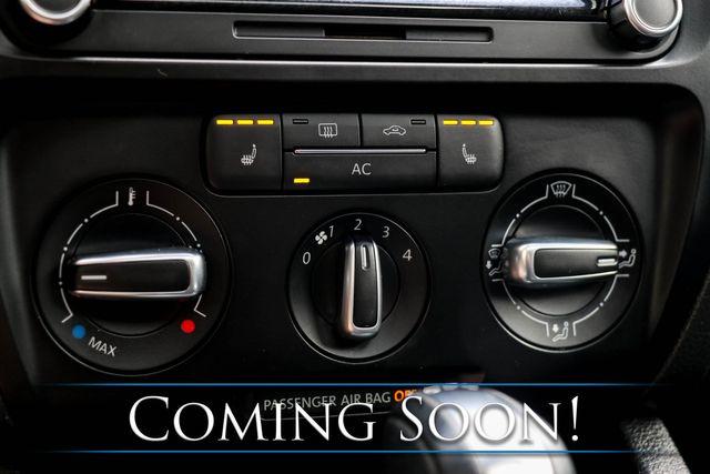 2012 Volkswagen Jetta TDI Clean Diesel w/Heated Seats, Moonroof, Keyless Start, Fender Premium Audio & Gets 42MPG in Eau Claire, Wisconsin 54703
