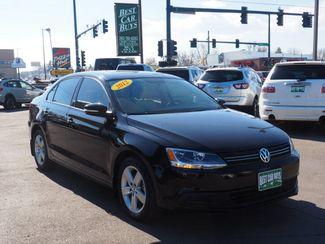 2012 Volkswagen Jetta TDI w/Premium Englewood, CO 2