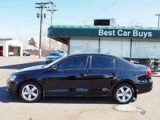 2012 Volkswagen Jetta TDI w/Premium Englewood, CO 8