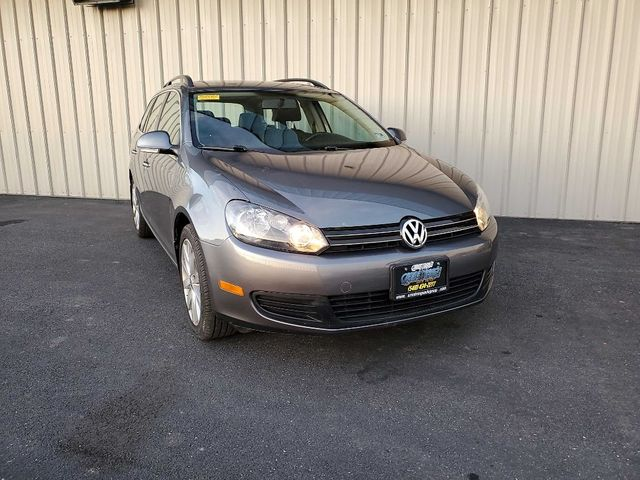 2012 Volkswagen Jetta TDI w/Sunroof in Harrisonburg, VA 22802