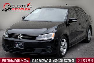 2012 Volkswagen Jetta Heated Seat Bluetooth Leather Seats TDI w/Premium in Addison, TX 75001