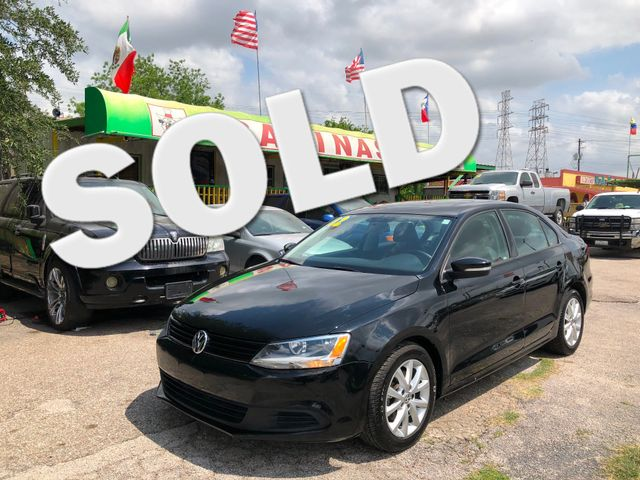 2012 Volkswagen Jetta SE w/Convenience & Sunroof Houston, TX 0