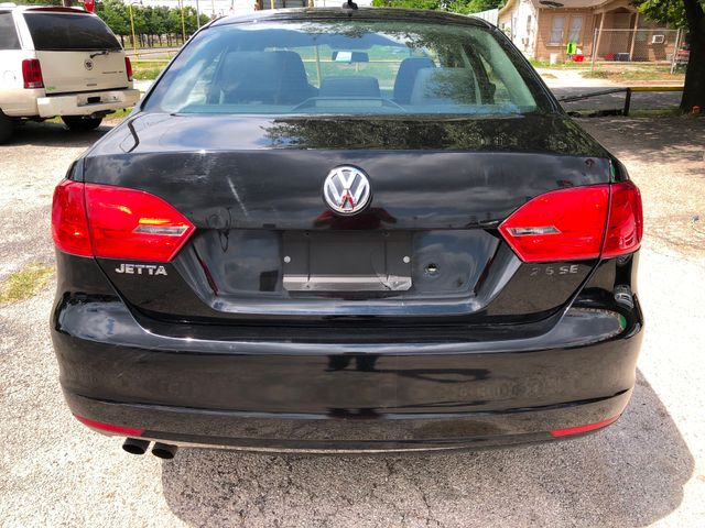 2012 Volkswagen Jetta SE w/Convenience & Sunroof Houston, TX 4