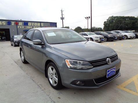 2012 Volkswagen Jetta TDI w/Premium in Houston