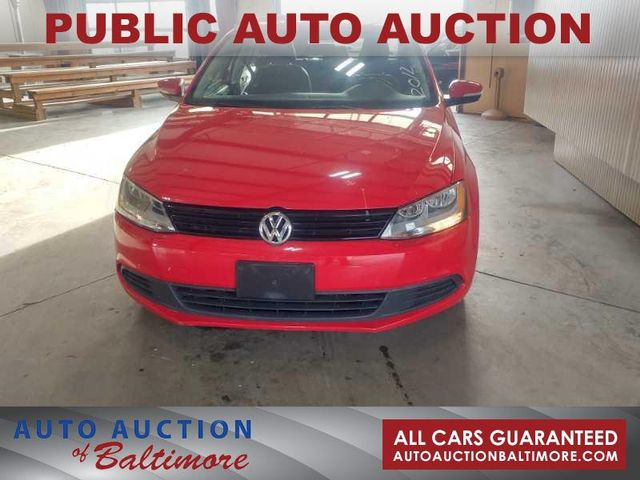 2012 Volkswagen Jetta SE w/Convenience PZEV | JOPPA, MD | Auto Auction of Baltimore  in Joppa MD