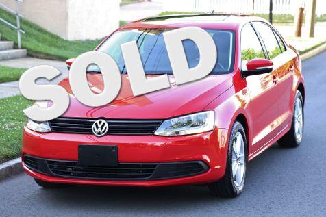 2012 Volkswagen Jetta TDI w/Premium in