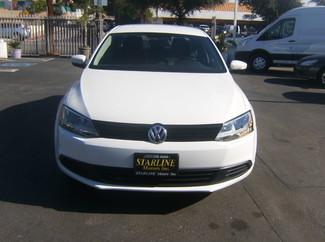 2012 Volkswagen Jetta SE w/Convenience PZEV Los Angeles, CA 1