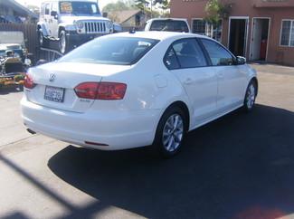 2012 Volkswagen Jetta SE w/Convenience PZEV Los Angeles, CA 5