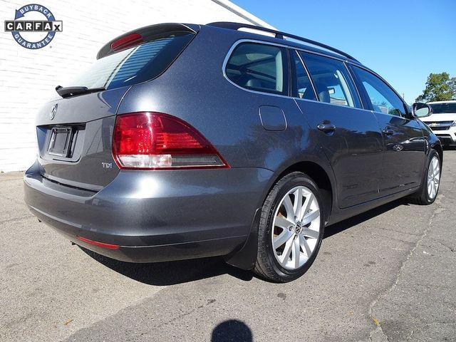 2012 Volkswagen Jetta TDI w/Sunroof Madison, NC 1