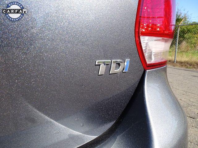 2012 Volkswagen Jetta TDI w/Sunroof Madison, NC 11