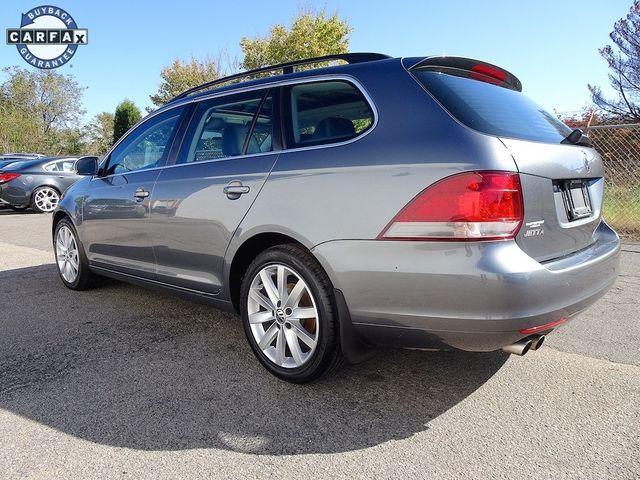 2012 Volkswagen Jetta TDI w/Sunroof Madison, NC 3