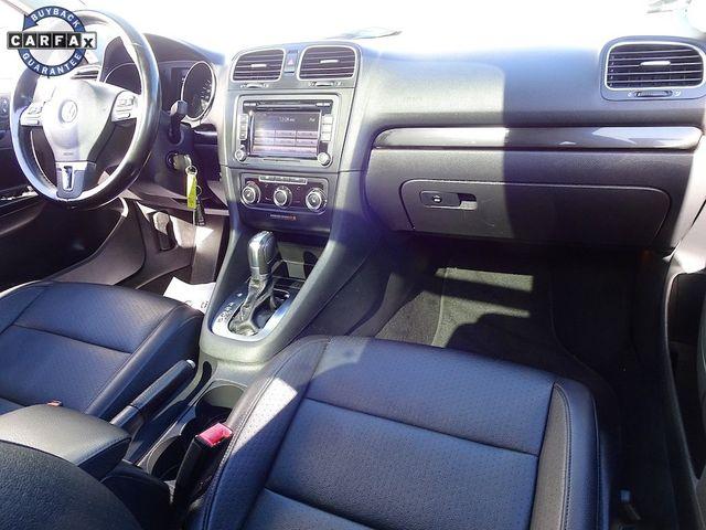2012 Volkswagen Jetta TDI w/Sunroof Madison, NC 33