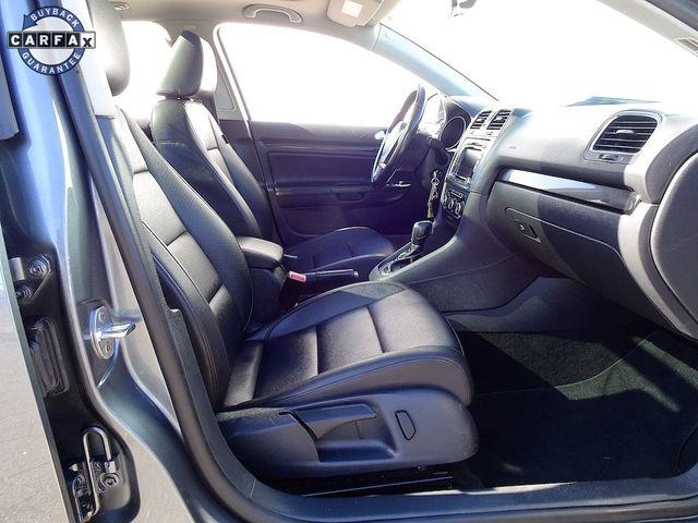 2012 Volkswagen Jetta TDI w/Sunroof Madison, NC 35