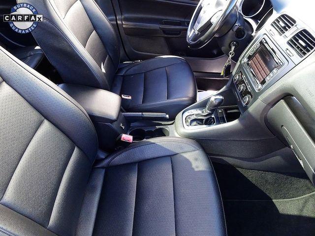 2012 Volkswagen Jetta TDI w/Sunroof Madison, NC 37