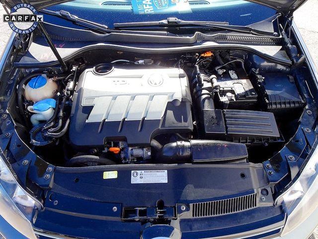 2012 Volkswagen Jetta TDI w/Sunroof Madison, NC 39