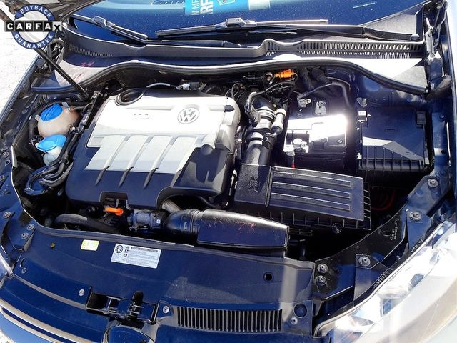 2012 Volkswagen Jetta TDI w/Sunroof Madison, NC 41