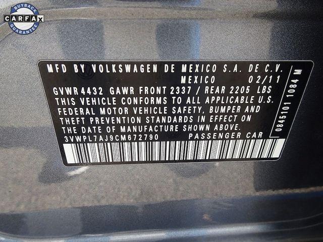 2012 Volkswagen Jetta TDI w/Sunroof Madison, NC 43