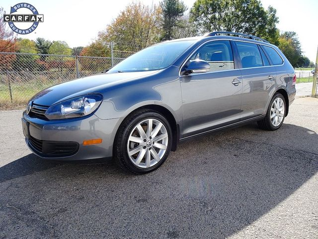 2012 Volkswagen Jetta TDI w/Sunroof Madison, NC 5