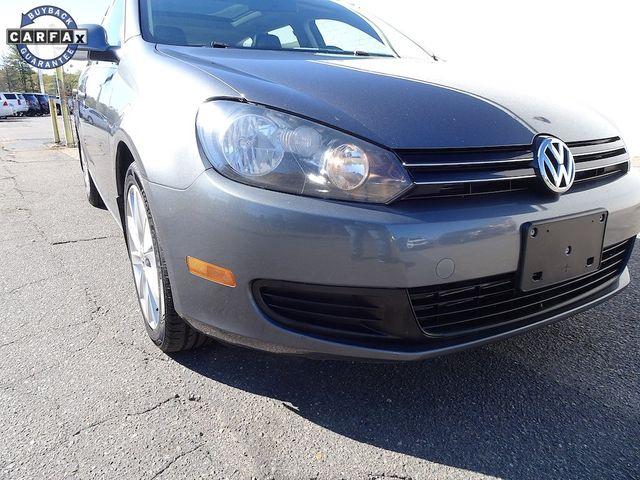 2012 Volkswagen Jetta TDI w/Sunroof Madison, NC 8