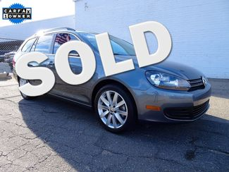 2012 Volkswagen Jetta TDI w/Sunroof & Nav Madison, NC
