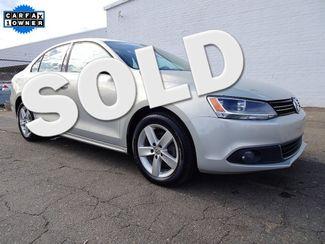 2012 Volkswagen Jetta TDI w/Premium & Nav Madison, NC