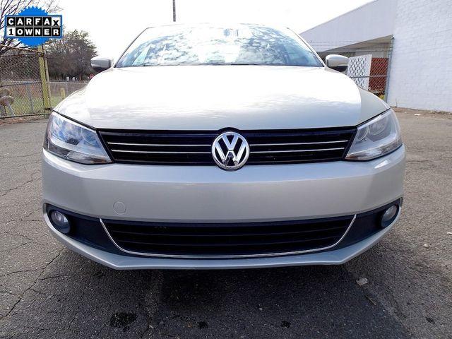 2012 Volkswagen Jetta TDI w/Premium & Nav Madison, NC 7