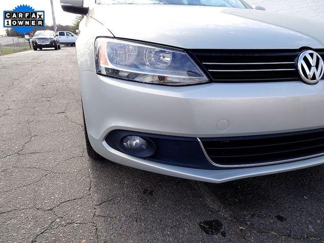 2012 Volkswagen Jetta TDI w/Premium & Nav Madison, NC 8