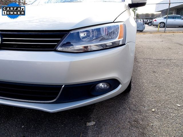 2012 Volkswagen Jetta TDI w/Premium & Nav Madison, NC 9
