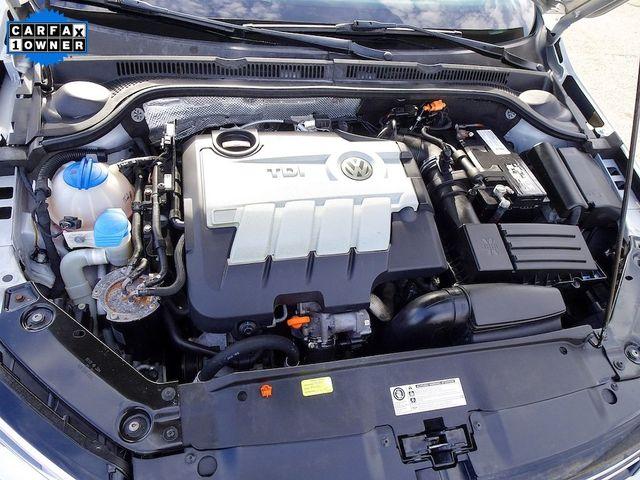2012 Volkswagen Jetta TDI w/Premium & Nav Madison, NC 42