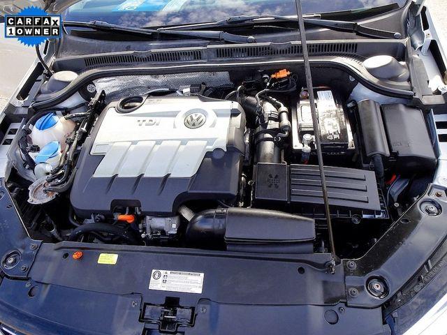 2012 Volkswagen Jetta TDI w/Premium & Nav Madison, NC 43