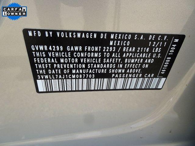 2012 Volkswagen Jetta TDI w/Premium & Nav Madison, NC 48