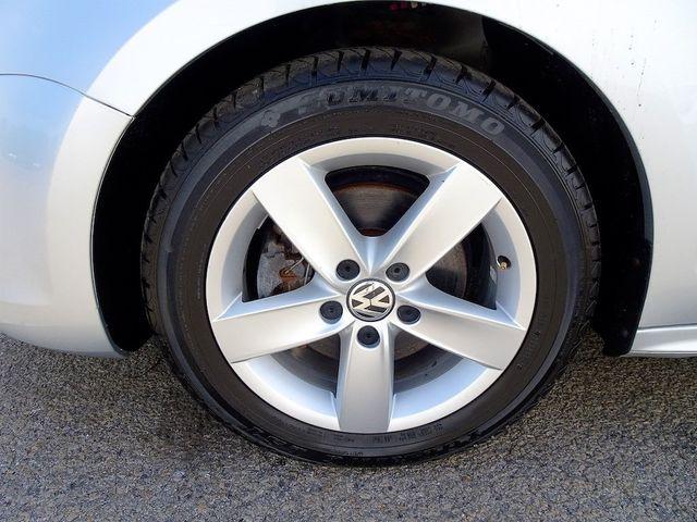 2012 Volkswagen Jetta TDI w/Premium & Nav Madison, NC 10