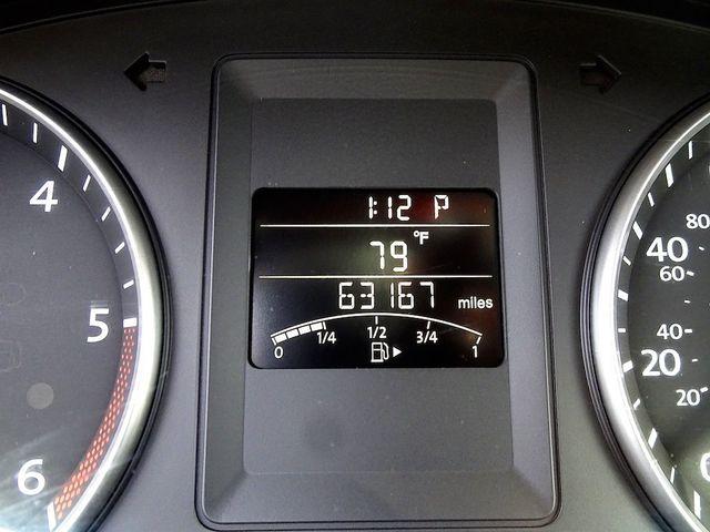 2012 Volkswagen Jetta TDI w/Premium & Nav Madison, NC 14