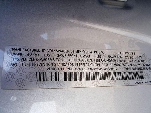 2012 Volkswagen Jetta TDI w/Premium & Nav Madison, NC 44