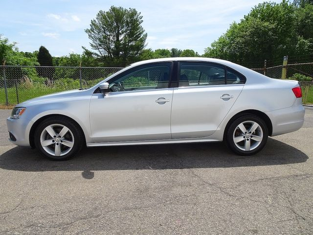 2012 Volkswagen Jetta TDI w/Premium & Nav Madison, NC 5