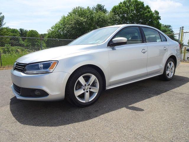 2012 Volkswagen Jetta TDI w/Premium & Nav Madison, NC 6