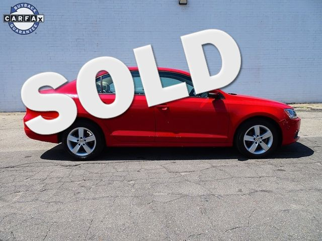 2012 Volkswagen Jetta TDI w/Premium Madison, NC 0