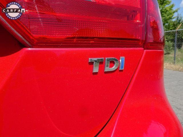 2012 Volkswagen Jetta TDI w/Premium Madison, NC 11