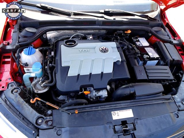 2012 Volkswagen Jetta TDI w/Premium Madison, NC 40