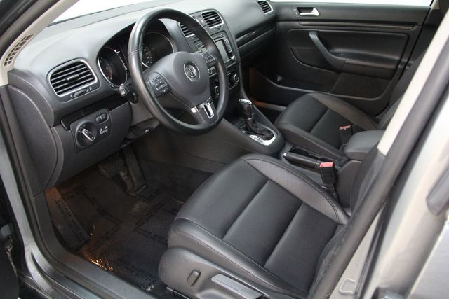 2012 Volkswagen Jetta Sport Wagon TDI Richmond, Virginia 4