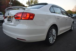 2012 Volkswagen Jetta SEL w/Sunroof PZEV Waterbury, Connecticut 7