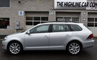 2012 Volkswagen Jetta TDI w/Sunroof Waterbury, Connecticut 4