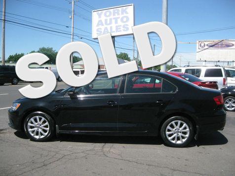 2012 Volkswagen Jetta SE w/Convenience & Sunroof PZEV in , CT