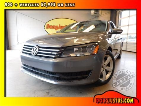 2012 Volkswagen Passat SE w/Sunroof Nav in Airport Motor Mile ( Metro Knoxville ), TN