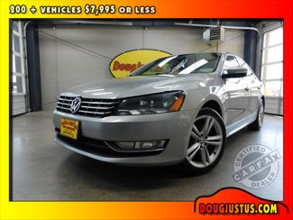 2012 Volkswagen Passat TDI SE w/Sunroof Nav in Airport Motor Mile ( Metro Knoxville ), TN 37777