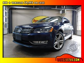 2012 Volkswagen Passat TDI SE w/Sunroof &38; Nav in Airport Motor Mile ( Metro Knoxville ), TN 37777
