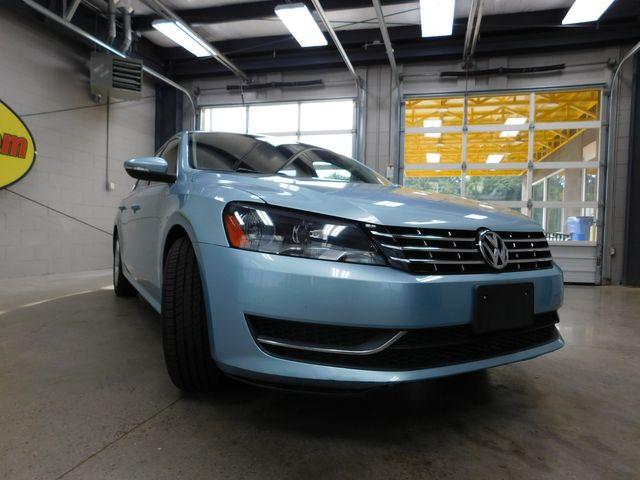 2012 Volkswagen Passat TDI SE w/Sunroof in Airport Motor Mile ( Metro Knoxville ), TN 37777