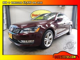 2012 Volkswagen Passat TDI SE w/Sunroof & Nav in Airport Motor Mile ( Metro Knoxville ), TN 37777